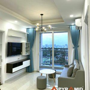 nội thất căn hộ 2PN